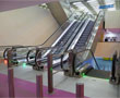 KONE equips Orly Airport with 14 escalators equipped with the KONE Direct Drive drive system