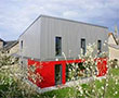 Jackon Insulation insulates a passive house near Rennes