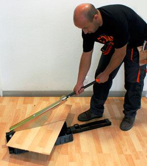 mega straticut 400 une guillotine parquet stratifi professionnelle batinfo. Black Bedroom Furniture Sets. Home Design Ideas