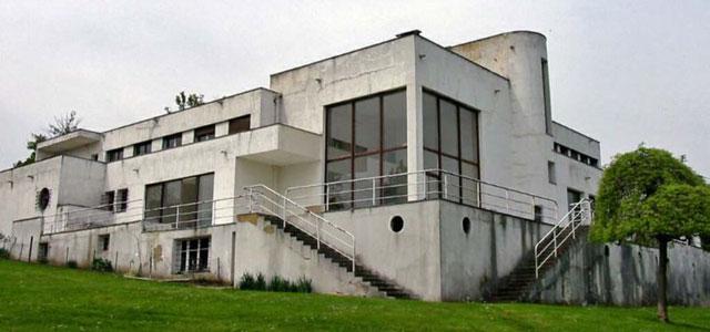 La villa poiret con ue par mallet stevens vendue aux ench res batinfo - La villa berkel par paul de ruiter ...