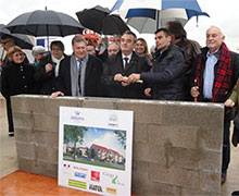Confort City of Alkern chosen for the construction of a new real estate complex in Seine-et-Marne