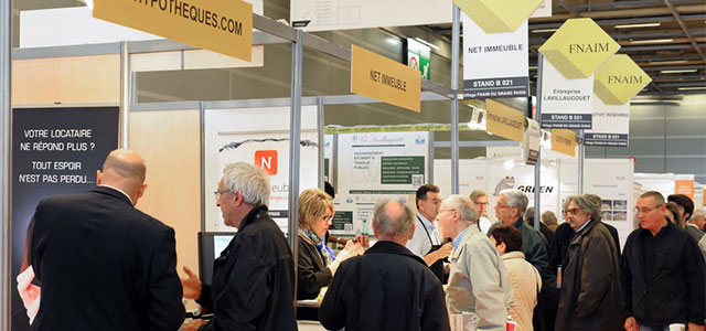 Le salon de la copropri t 2016 se tiendra les 23 et 24 for Porte de versailles salon renovation
