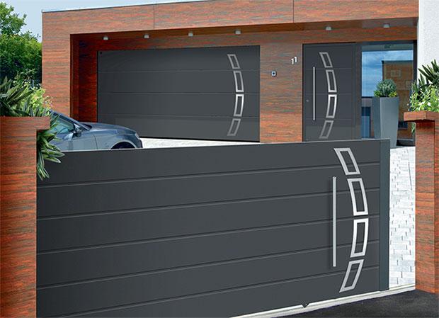 H rmann ksm compl tent leur gamme de portes de garage for Porte d entree hormann prix