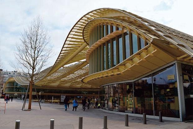 La construction m tallique en france un secteur dynamique for Prix maison structure metallique