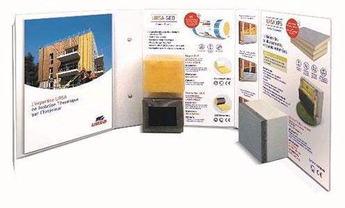 Ursa renforce son offre sur l isolation thermique par l for Isolation exterieur xps