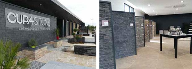 un nouveau concept store cupa stone cholet batinfo. Black Bedroom Furniture Sets. Home Design Ideas