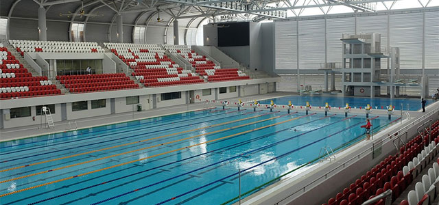 La m tropole europ enne de lille vote la construction d for Construction piscine olympique aubervilliers