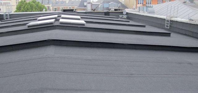 la toiture terrasse d 39 un b timent de la ratp entame une. Black Bedroom Furniture Sets. Home Design Ideas