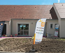 Inauguration of the first positive energy house in the Center Val-de-Loire region