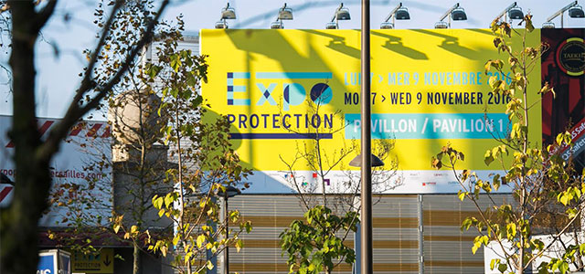 Innovation et affluence au cœur d'Expoprotection 2016 - © Reed Expositions