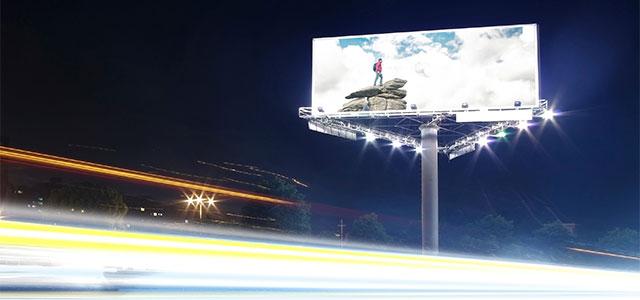 Megaman lance ensio un puissant projecteur led d - Quelle puissance led pour eclairage exterieur ...
