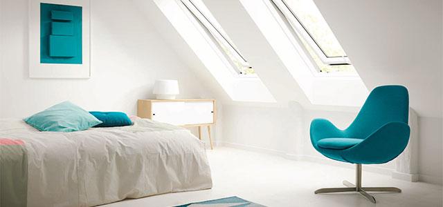 3 nouvelles dimensions de fen tres de toit velux pour l for Habitat contemporain