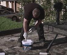 Comment étancher Un Toit Terrasse Au Bitume ?   Batinfo