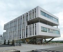 La Maison du Port chooses Copanel, the mineral facade cladding of natural origin