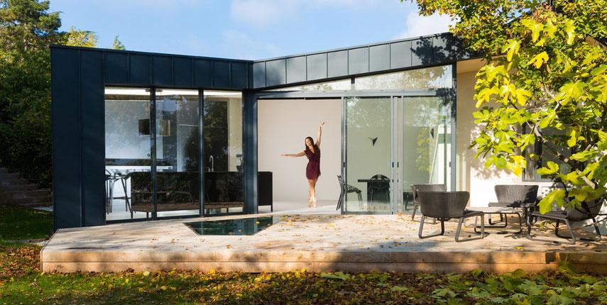 Maisons laur ates des 17 me journ es d 39 architectures vivre batinfo - Architectures a vivre ...