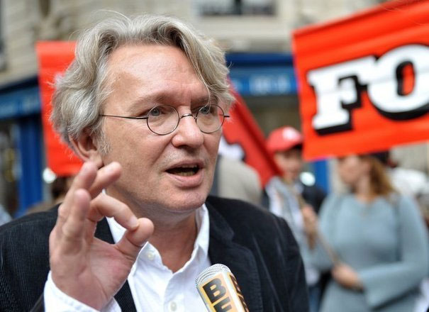 Jean-Claude Mailly - © Force Ouvrière