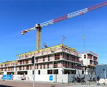The Metropolitan site in Toulouse wins 2 months thanks to innovative Rector systems