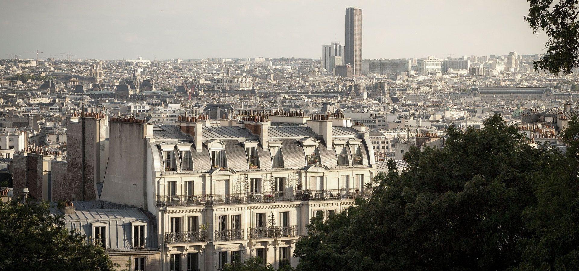 Les loyers des nouveaux locataires paris stables en 2016 apr s 15 ans de h - Les encombrants paris 15 ...
