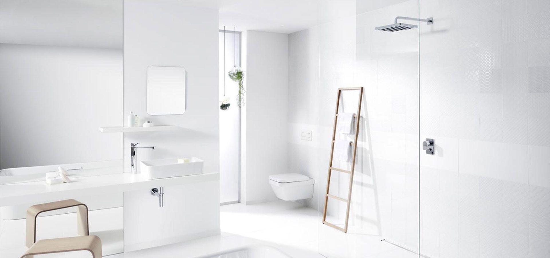 Soft edge le nouveau design de salle de bains par viega for Salle de bain art nouveau