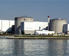 A un an de la fermeture de Fessenheim, la reconversion du site en question