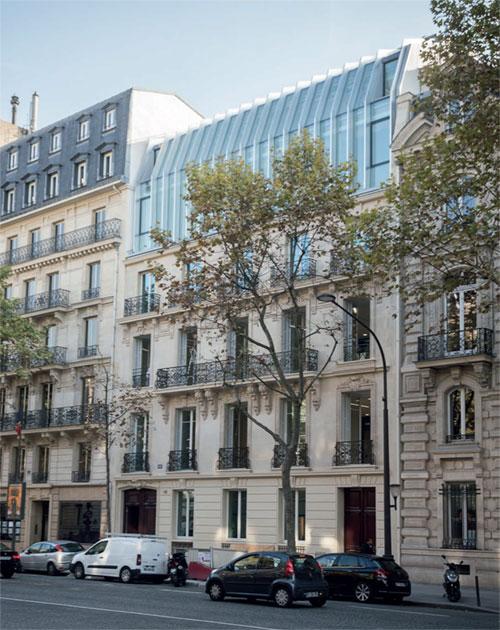 Studios Architecture rénove un bijou historique boulevard ...