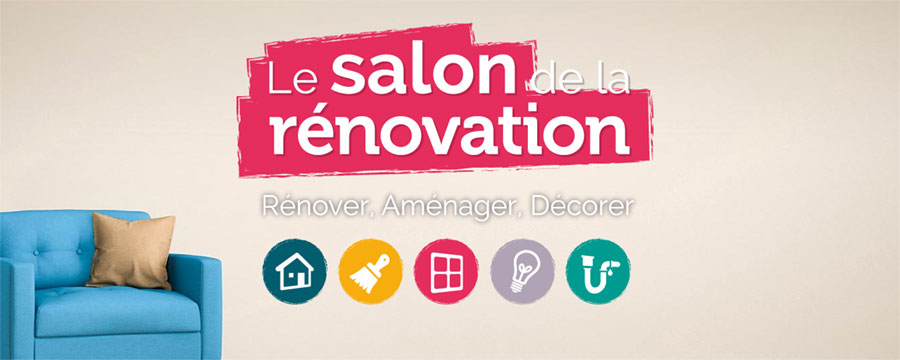 Salon de la r novation 2018 du 2 au 5 f vrier paris for Salon 2018 france