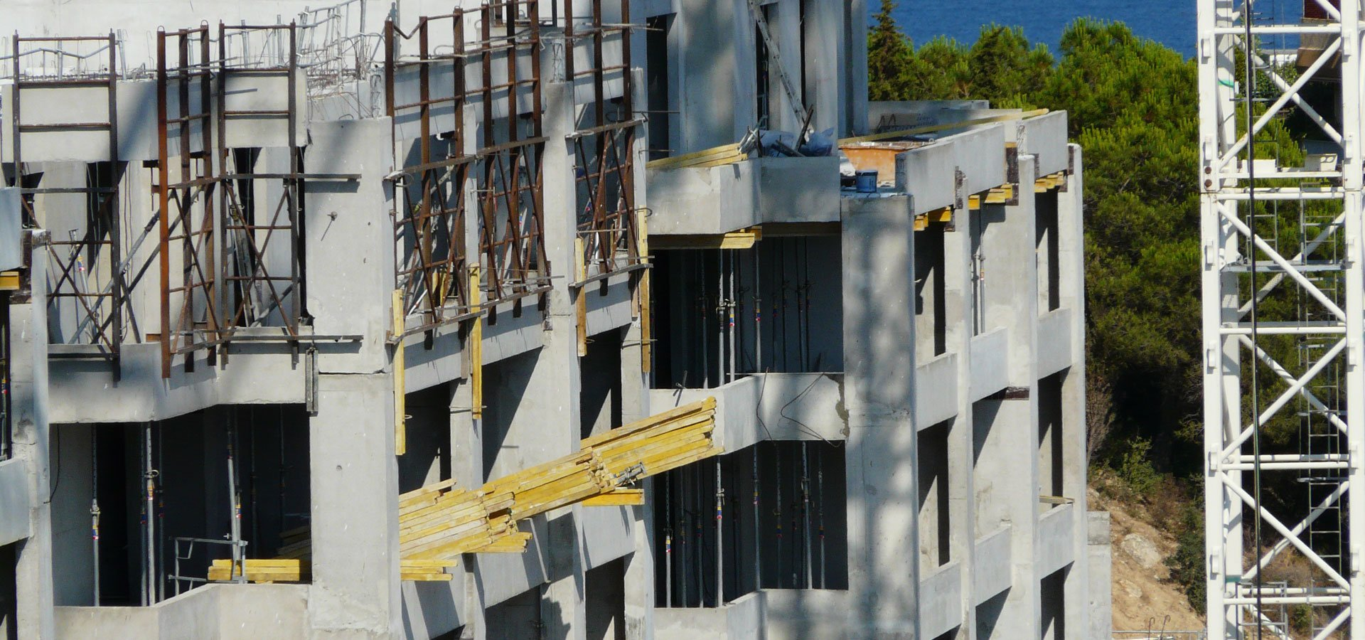La construction de logements neufs en france a progress for Construction logement neuf
