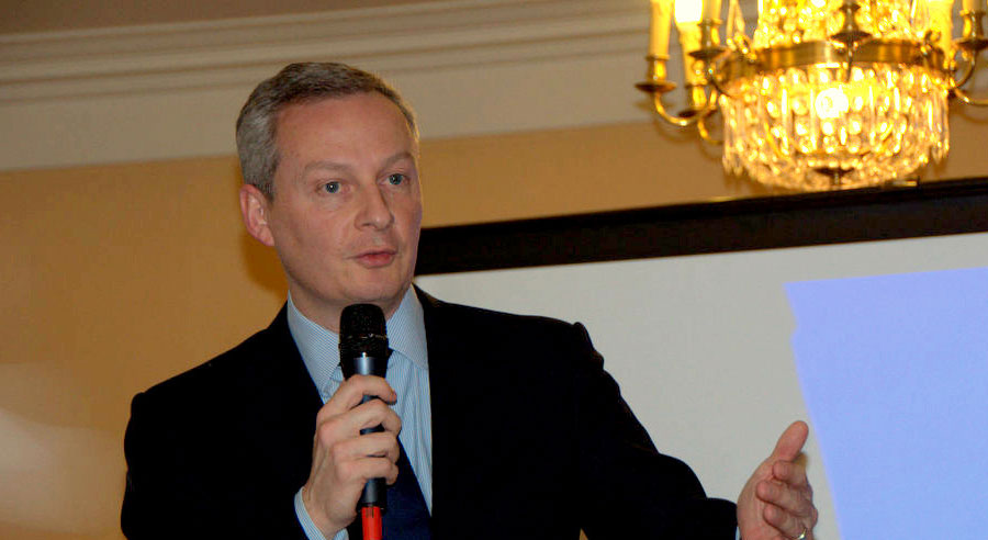 Bruno Le Maire - © Wikimedia Commons