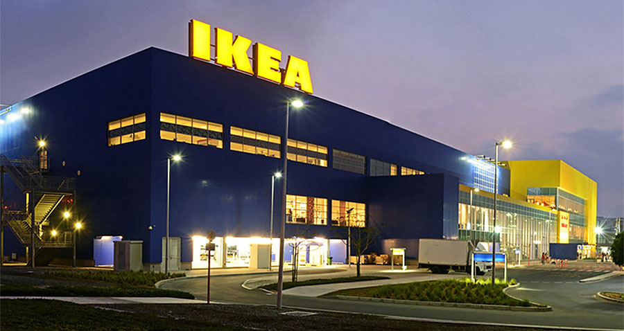 Ikea va ouvrir son premier magasin dans le centre de paris for Ikea parati