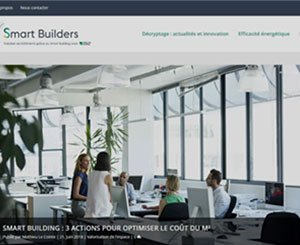 Delta Dore lance Smart Builders, un nouveau blog d'experts dédié au smart building