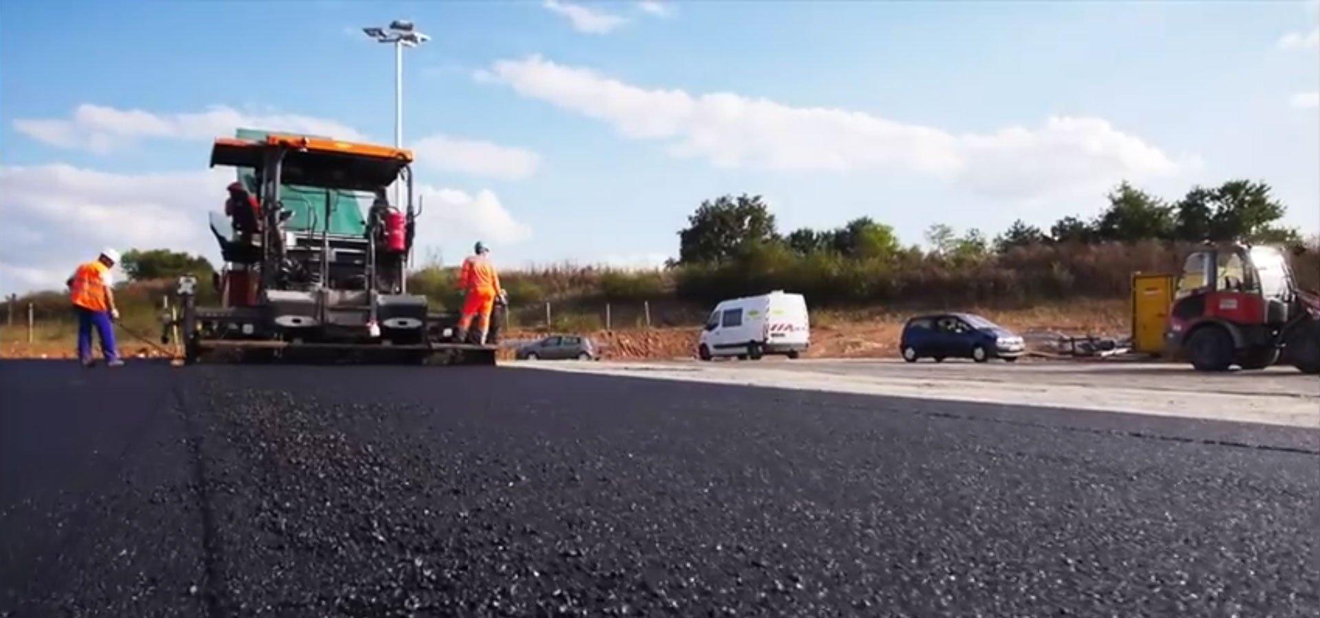 Les entreprises de la route alertent sur la p nurie de for Les entreprises de construction