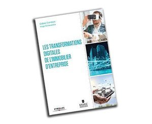 """""""The digital transformations of business real estate"""" published by eyrolles"""