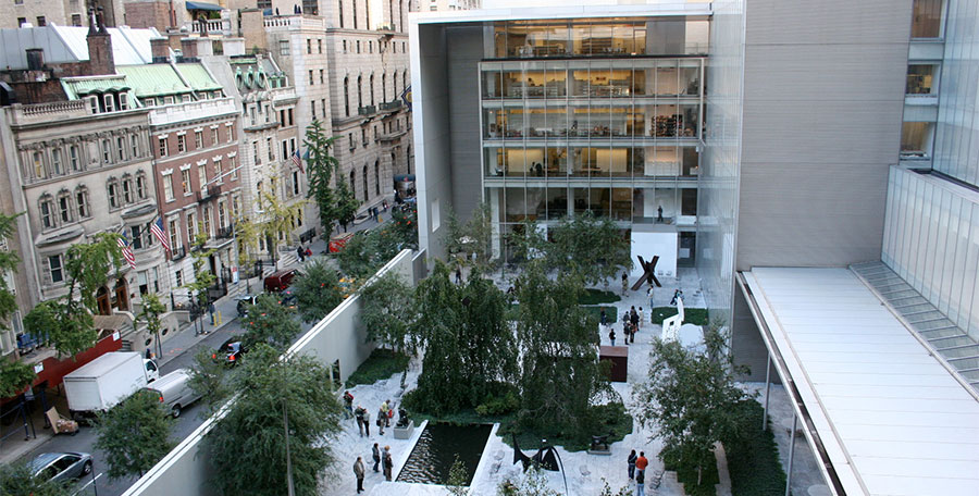 MoMA Museum - © Wikimedia Commons - Licence Creative Commons
