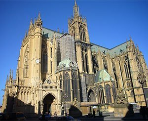 A year of festivities for the 800 years of Metz cathedral