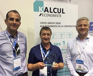 KP1's KALCUL software suite awarded a Gold Medal at the UNTEC National Congress