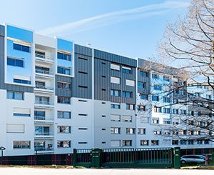 92% less energy loss after the overall renovation of a condominium