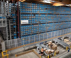 Saint-Gobain Distribution Bâtiment France booste son dispositif logistique