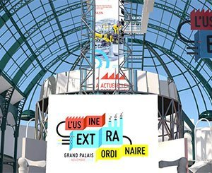 """""""The Extraordinary Factory"""" moves to Marseille in November"""