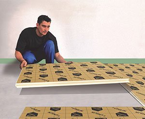 Unilin Insulation présente Utherm Floor Confort dB