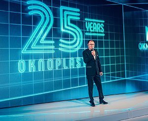 Oknoplast group celebrates 25 years and organizes its first European convention