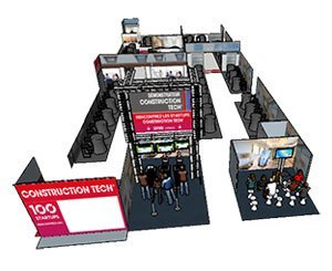 Plus de 100 Start-Ups de la Construction Tech® sur Batimat