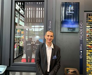 Technal presents Climal with Netatmo, the connected climate window
