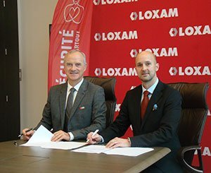 Loxam signs an exclusive contract with Bioservo for the Ironhand glove