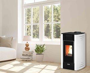 Qlima airtight stoves preserve air quality