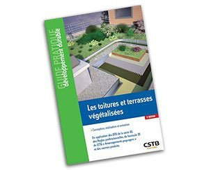 "New practical guide ""Green roofs and terraces - 2nd edition"""