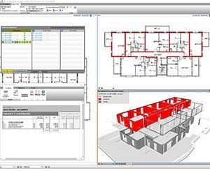 BimCHANT: 3D graphic management of your sites