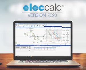 Trace Software International launches the 2020 version of the elec calc ™ electrical calculation software