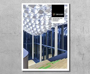 Trilux Inspirations 2020 brochure to imagine new lighting projects