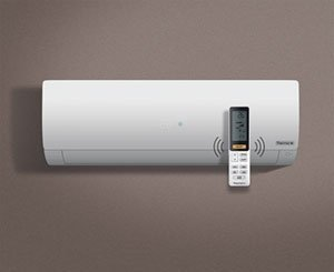 Thermor presents its new range of reversible air conditioning connected Nagano