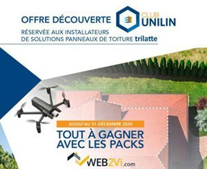 With Web2vi, Unilin Insulation strengthens its service offer for members of the Unilin Club